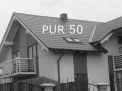 Металлочерепица PUR 50