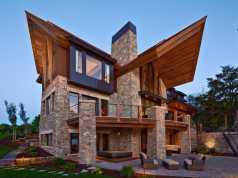 Дом Mountain Modern от Eskuche Design