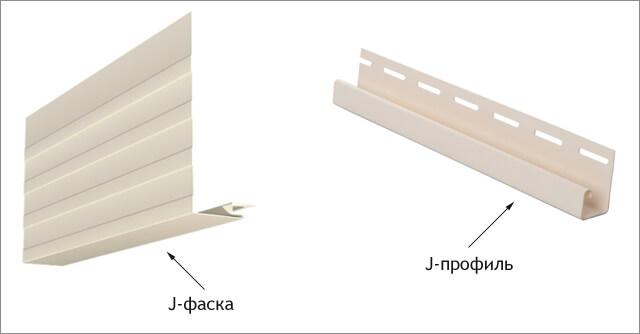 J-фаска и J-профиль для софита
