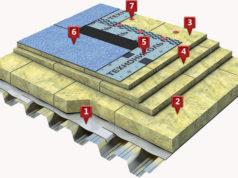 новый материал для плоской крыши Технониколь