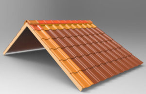 Thermotile